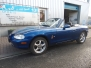 Mazda Mx 5, 1.8 NB 10th Anniversary, 109,000 km   € 8.500.00