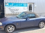 Mazda Mx 5 1.6 NB Facelift van 2001...VERKOCHT