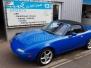 Mazda Mx 5, 1.8 MIATA, Automaat...... €   4.500.-