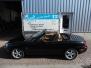 Mazda Mx 5, 1.6 NB ,1999, zwart met beige leer. VERKOCHT
