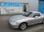 Mazda Mx 5 NB FL met hardtop, 2004......VERKOCHT
