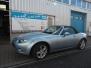 Mazda Mx 5,  2.0 liter NC Niseko  van 2009………VERKOCHT